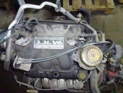 Двигатель в сборе. Chrysler Voyager