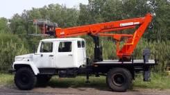 Пинский завод СММ ВС-18Т. Пинск ВС-18Т-01 на шасси ГАЗ-33088