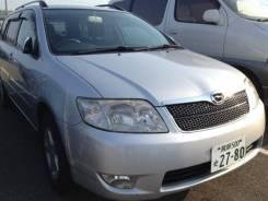 Фара. Toyota Corolla Fielder