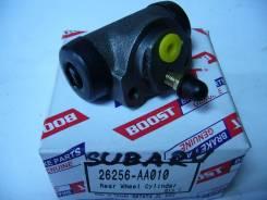 Цилиндр рабочий тормозной. Subaru Forester, SF5, SG5, SG9, SG9L Subaru Legacy, BF3, BG2, BG3, BG4, BG5, BG6, BG7, BGA, BGB, SW2, SW4, TW2, TW4 Subaru...