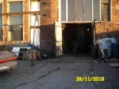 Производственное помещение с кран-балкой на территории завода. 146кв.м., улица Урицкого 21, р-н Индустриальный. Дом снаружи