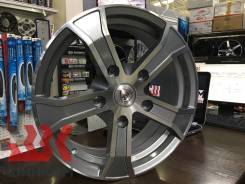 "NZ Wheels. 6.5x16"", 5x139.70, ET40, ЦО 98,6мм."