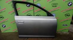 Дверь передняя правая Ауди Audi A6 C6, 4F5/C6, 4F2/C6 голое железо
