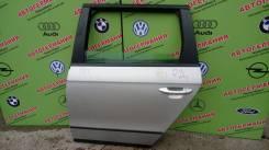 Дверь задняя левая Volkswagen Passat B6 универсал голое железо