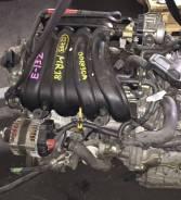 Двс MR18DE Nissan Tiida хэтчбек 1.8