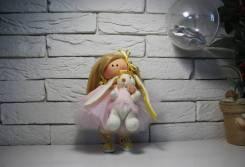 Отличный подарок! Интерьерная кукла