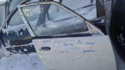 Продаю дверь правую переднюю (дефект) Mazda Demio, DW3W,2000г