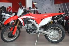 Honda CRF 450R. 450куб. см., исправен, без птс, без пробега