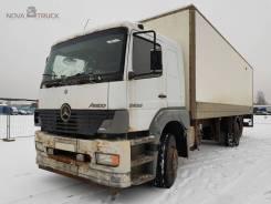 Mercedes-Benz Atego. Промтоварный грузовик Mercedes Atego 2528, 6 370куб. см., 14 420кг., 6x2
