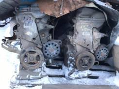 Двигатель 1NZ голый пробег Toyota
