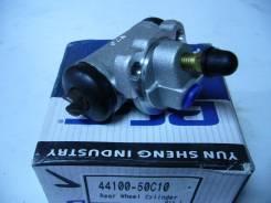 Цилиндр рабочий тормозной. Nissan: Wingroad, 100NX, Sunny California, Lucino, Sentra, Presea, NX-Coupe, Pulsar, AD, Sunny, Almera Двигатели: CD20, GA1...