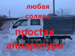 Kia Bongo III. Продается КИЯ Бонго 4WD двух кабинник с простой аппаратурой, 3 000куб. см., 1 000кг., 4x4