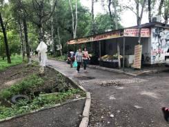 Земельный участок под Ваш павильон — Давыдова 20 м2. Фото участка