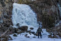 Шкотовские водопады! Неожиданный+Тигровый! 13,19,20 января, джип-тур!
