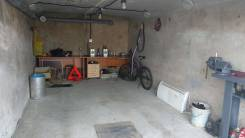 Гаражи капитальные. улица Ялтинская 16а, р-н Эгершельд, 37кв.м., электричество, подвал. Вид изнутри