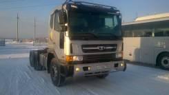 Daewoo Novus. Продается тягач с полуприцепом, 11 000куб. см., 22 870кг., 6x4