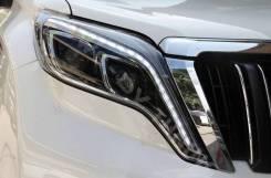 Фара. Toyota Land Cruiser Prado, GDJ150, GRJ150, KDJ150, LJ150, TRJ150
