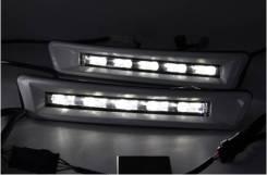 Ходовые огни. Toyota Land Cruiser Prado, GDJ150, GRJ150, KDJ150, LJ150, TRJ150