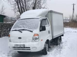 Kia Bongo III. Продаётся грузовик Кия Бонго, 3 000куб. см., 1 500кг., 4x2