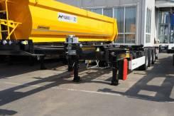 Orthaus. CGS010 контейнеровоз 40 футов ССУ 1100 мм, 32 000кг. Под заказ
