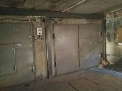 Продам гараж двухэтажный. улица Каштановая 11, р-н Чуркин, 20кв.м., электричество, подвал. Вид снаружи