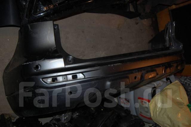 Honda C-RV 2007-2012 задний бампер рестайл
