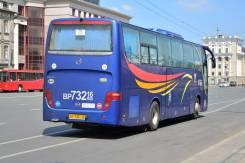 Golden Dragon. Автобус 6129 Годен, 45 мест, С маршрутом, работой