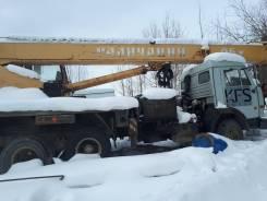 Челябинец КС-45721. Автокран Галичанин г/п 25 тонн Камаз 53215, 2005 г. без вложений., 11 150куб. см., 25 000кг., 21,00м.