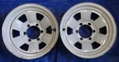 """Steel Wheels. 7.0x15"""", 6x139.70, ET-30, ЦО 110,1мм."""