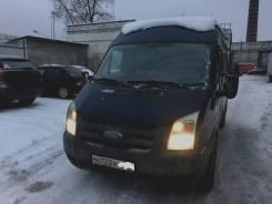Ford Transit. грузовик/шасси (V_ _), 2 400куб. см., 1 100кг., 4x2