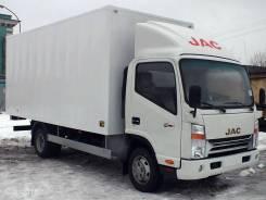 JAC N75. Промтоварный Фургон , 3 800куб. см., 7 500кг., 4x2
