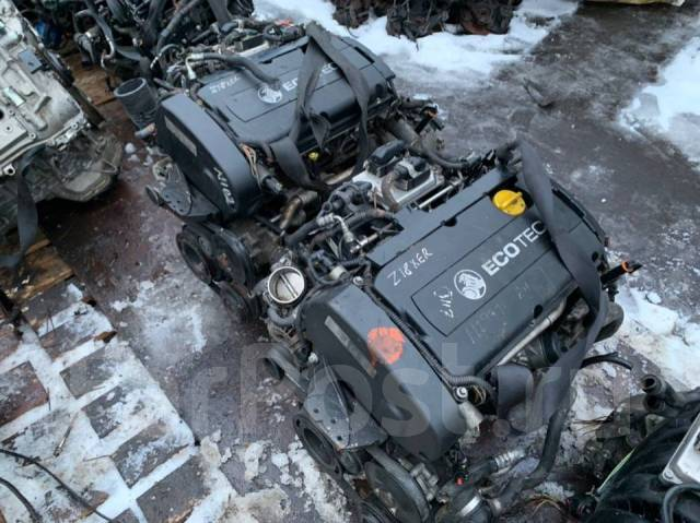 Двигатель Opel Astra H Z18XER 1.8