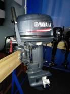 Yamaha. 30,00л.с., 2-тактный, бензиновый, нога S (381 мм), 2015 год год