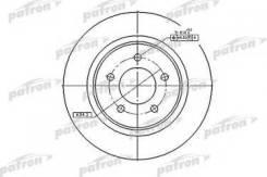 Диск тормозной передн chrysler: 300m 98-04 concord 98-04 Patron PBD5386 Chrysler: 4779020 4779133AA Chrysler 300 M (Lr). Chrysler 300 M Седан (Lr)