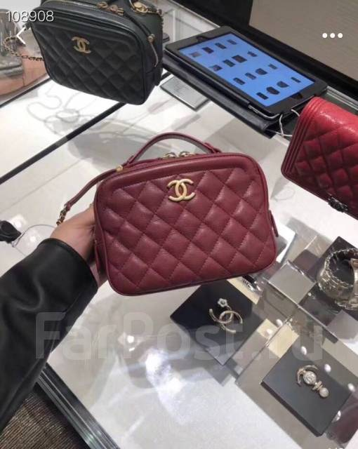 6bf0e788a825 Сумка женская Chanel - Аксессуары и бижутерия во Владивостоке
