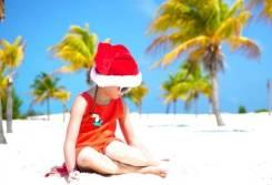 Санья. Пляжный отдых. Новый Год на острове Хайнань