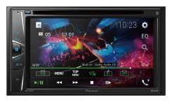 Автомагнитола Pioneer AVH-G210BT /USB спереди /MP3/2DIN/DVD Блютуз NEW