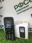 Alcatel OneTouch 1016D. Новый, до 8 Гб, Dual-SIM, Кнопочный
