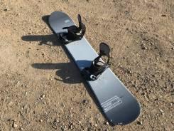 Продам сноуборд Naked с креплениями. 156,00см., all-mountain (универсальный)