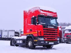 Scania R420. Седельный тягач 2004 г/в Швеция, 11 700куб. см., 10 450кг., 4x2