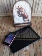 Подставка под планшет, телефон, подарок из дерева