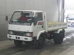 Mitsubishi Fuso Canter. Mitsubishi Canter 4x4 самосвал мостовой, 4 210куб. см., 3 000кг., 4x2. Под заказ