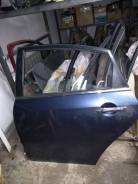 Дверь задняя левая Nissan Almera 2013год седан