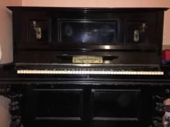 Старинное немецкое пианино. Оригинал