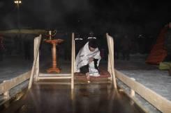 """Крещение на базе отдыха """"Сатори"""""""