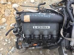 Двигатель в сборе. Honda Fit, GD1, GD2 Двигатель L13A