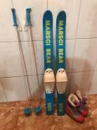 Детские лыжи. 80,00см., горные лыжи, универсальные