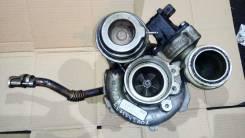 Турбина. BMW: 7-Series, 6-Series, 5-Series, 5-Series Gran Turismo, X6, X5 Двигатели: N63B44, N63B44TU