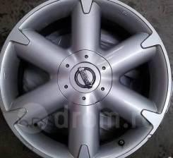 """Nissan. 7.0x18"""", 5x114.30, ET45, ЦО 66,1мм."""