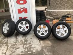 Продам комплект оригинальных колёс для Toyota LAND Cruiser 200 R18